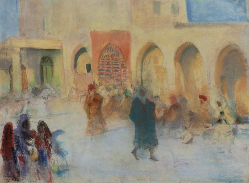 The Eastern Square (Tunis)