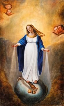 Gracious Virgin Mary